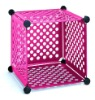 PP cube Storage rack clother organize shoe rack