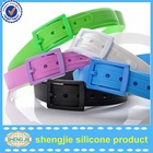2012 shengjie perfumed candy color silicone man belt