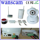 Wireless IP Camera CCTV System
