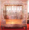antique furniture wedding bed