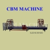 CNC two head cutting machine of window machine