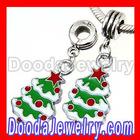 2013 NEW Enamel Christmas Tree Charms