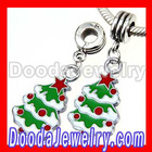 2013 NEW Enamel Christmas Tree Charms