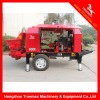 TM30D Stationary concrete pump (diesel engine)