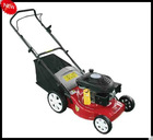 "four-stroke 18""hand push lawn mower"