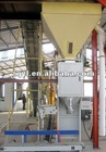 YULONG biomass pellet packing machine