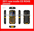 "2.0"" GPRS SOS waterproof phone IP67 unlocked"