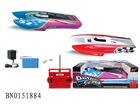 3-CH R/C BOAT W/CHARGER