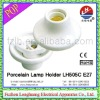HOT !! LH505C E27 Porcelain e27 edison screw lampholder