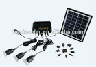 2012 New Portable Solar Power Kit For Home Use