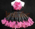 Cheap pettiskirt Designer baby dress Tutu skirt for flower girls