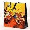 Colorful nonwoven fabric bag