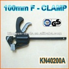 100mm Quick ratcheting clamp GS