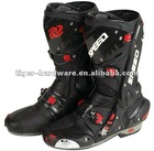 New arrival Motorcycle boots,streetbike boots,racing boots B1003 Black color