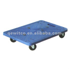 Plastic Four Wheel Dolly
