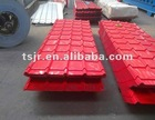 Pre-painted galvanized sheet metal roofing