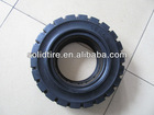 Anair solid rubber tire in forklift parts15x4.5-8