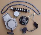 alloy pull start/bell housing/air filter/shock absorber
