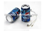 coca cola mini portable speaker from factory