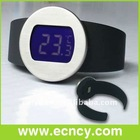 red wine thermometer used for healthy drink
