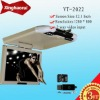 Ceiling type car roof monitor Mp5 player support USB SD