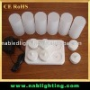 Rechargeable 6pcs LED Candle