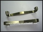 Steel clip for greenhouse