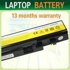 New model laptop battery for Lenovo Ideapad y470