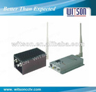 W3-MW3T CCTV 1.2G/1.3GHz Middle Range Wireless A/V Transmitter/Receiver