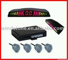 NEW!Wireless LED parking sensor/ Rainbow LED Display Parking Sensor / Parking sensor with Rainbow LED Display---RD035C4