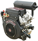 V-TWIN Diesel Engine 20HP Excalibur Model# LJ840V