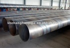 High quality Spiral steel pipe API 5LGR.B, best price