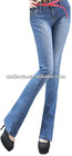 Lady jeans designs fashion 2012
