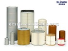 Komatsu/Caterpiller/Kato/Hyundai/Sumitomo/Hitachi Filter for Excavator