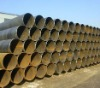 inquiry now ! 20.000 ready stock Carbon Welded spiral pipe
