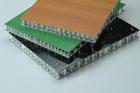 aluminium honeycomb panel for curtain wall