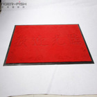 cheap outdoor rubber mat