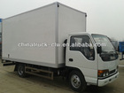 famous ISUZU best selling 5T refrigerated truck