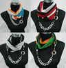 2012 hot sale Chain jewelry scarf