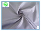 240t polyester pongee fabric with w/p