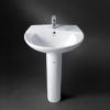 Wash Basin & Pedestal HD11-A