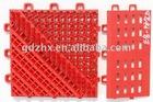 Dustproof plastic mat