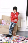 2012 fashion high quality down Feather Jacket child cloting