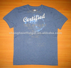2013 printed cotton T Shirt (TS-2303)