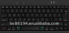 7 mm three in one bluetooth keyboard for Andriod,Apple,Windows