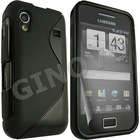 TPU S Line Stylish GEL Case Cover for Samsung S5830 Galaxy Ace