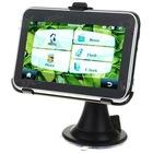 "4.3"" LCD Windows CE 5.0 Core GPS Navigator w/FM Transmitter 2GB Memory (Europe/USA/Canada Maps)"