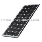 Mono-crystalline Silicon Solar Panel 80W