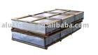 aluminium roll coated flat sheet