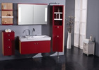 Multi-layered solid wood Bathroom cabinet